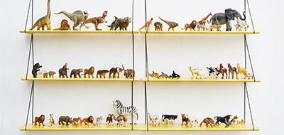 Single shelves